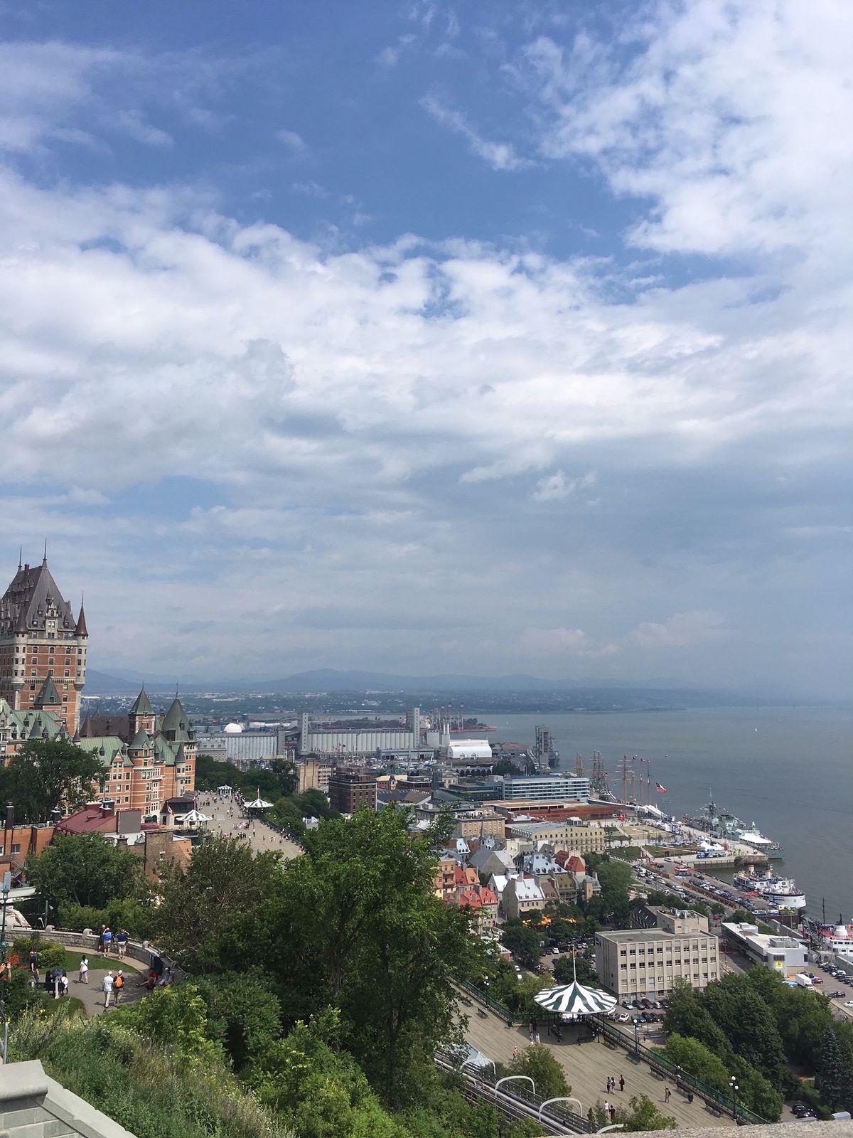 Québec Stole My Heart