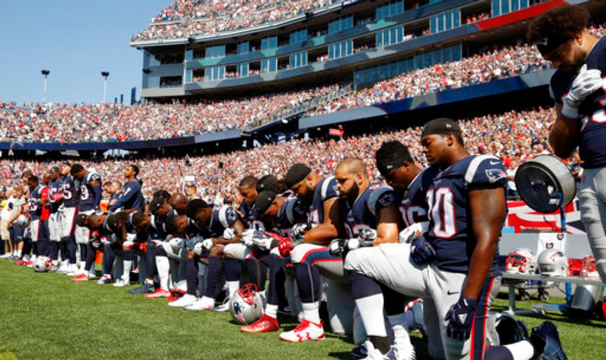 Kneeling During The National Anthem Doesn't Disrespect The Flag, But These 5 Things Do It All The Time