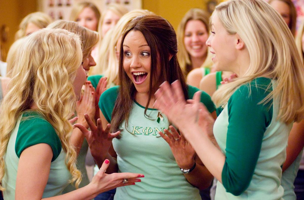 20 Things Sorority Girls Say To Each Other On The Daily