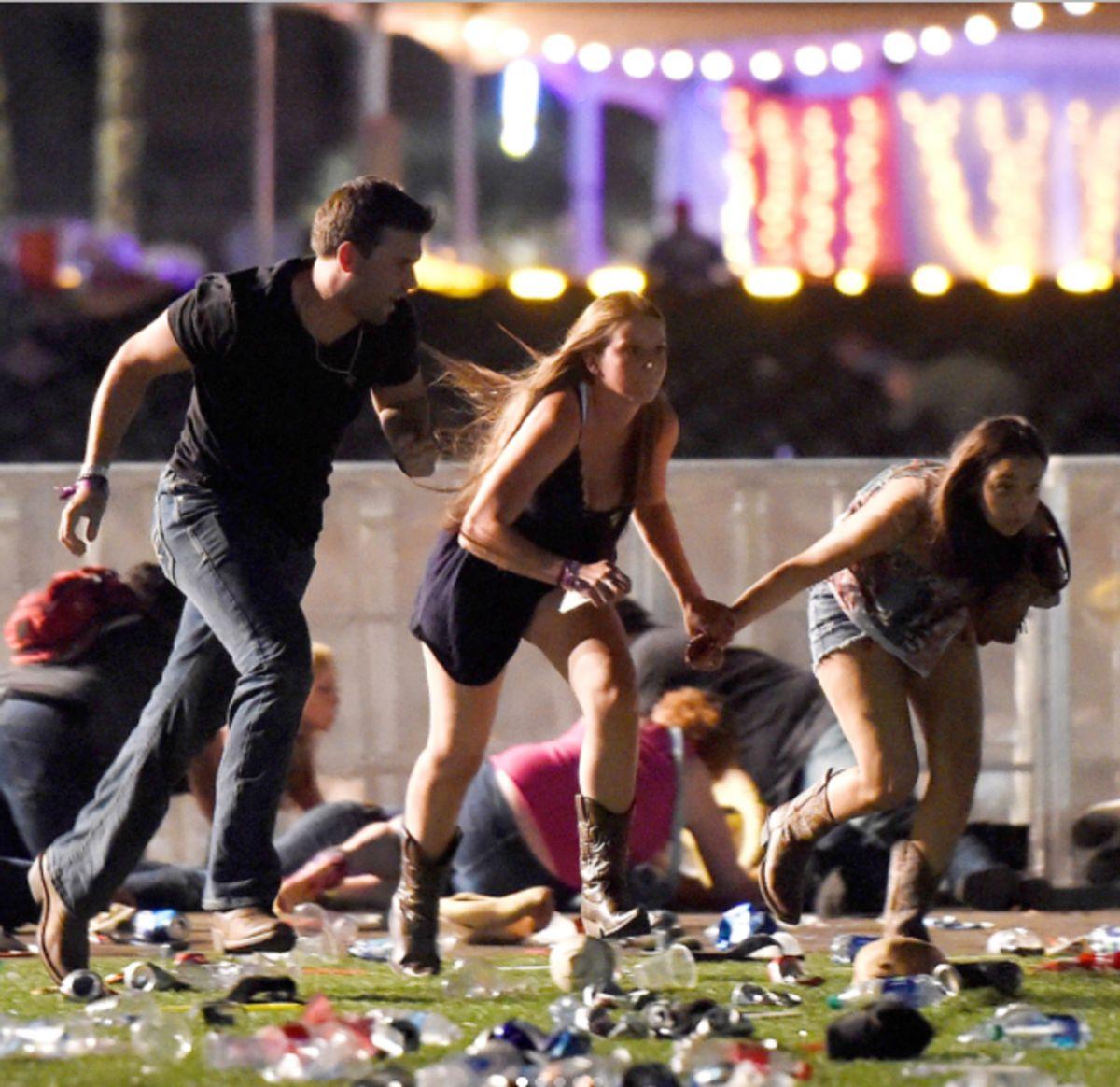 Gun Control Won't Prevent Events Like The Las Vegas Shooting