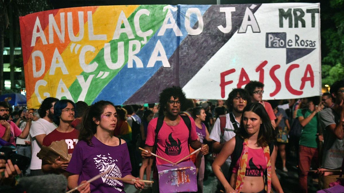 Homosexuality Is Now A Disease In Brazil