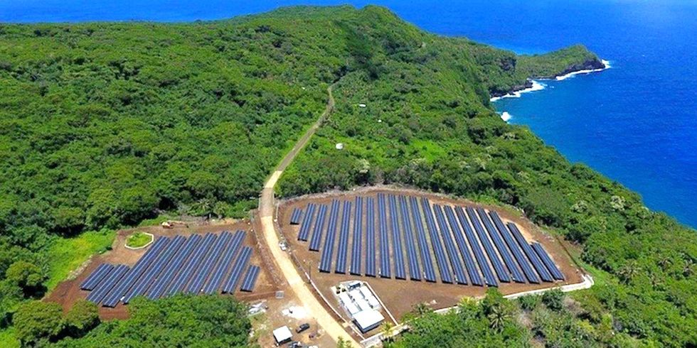 Elon Musk Wants to Rebuild Puerto Rico's Power Grid With Solar