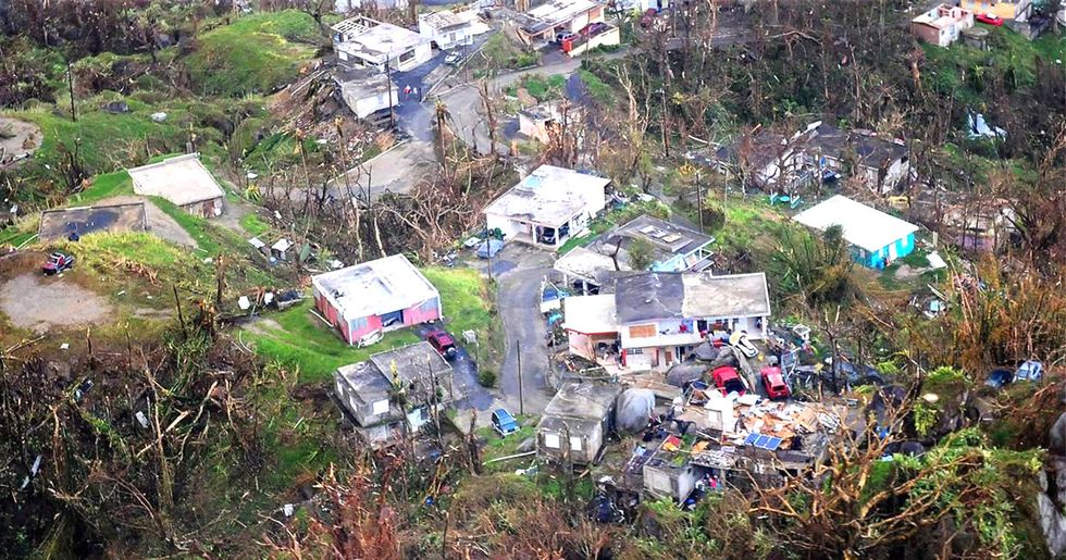 FEMA Scrubs Data About Puerto Rico's Lack of Water and Electricity