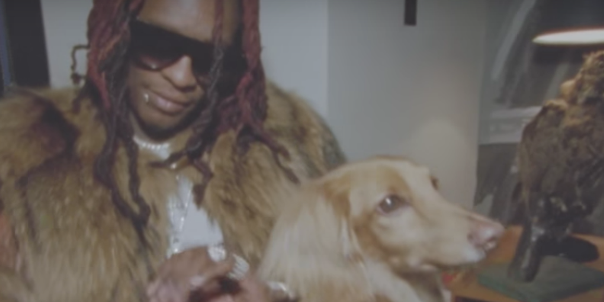 """Watch Lil Yachty and Young Thug's Strange New """"On Me"""" Video"""