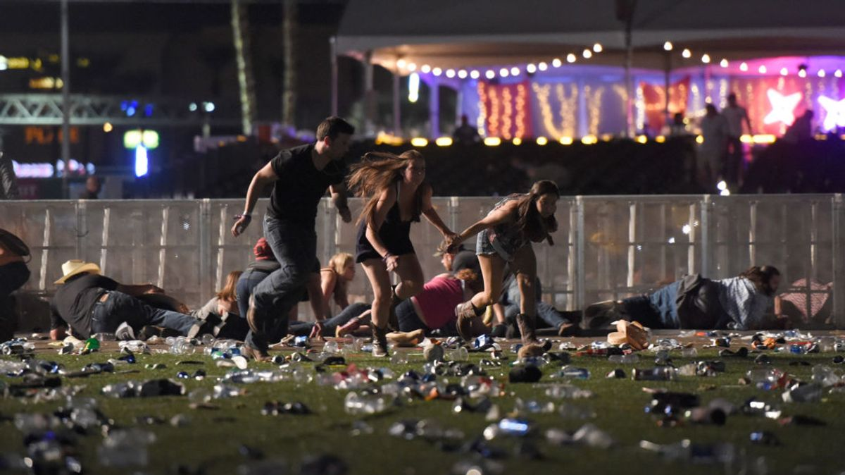 A Reflection After The Las Vegas Attack