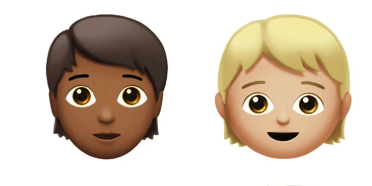 Gender Neutral Emojis Are Coming to Your iPhone