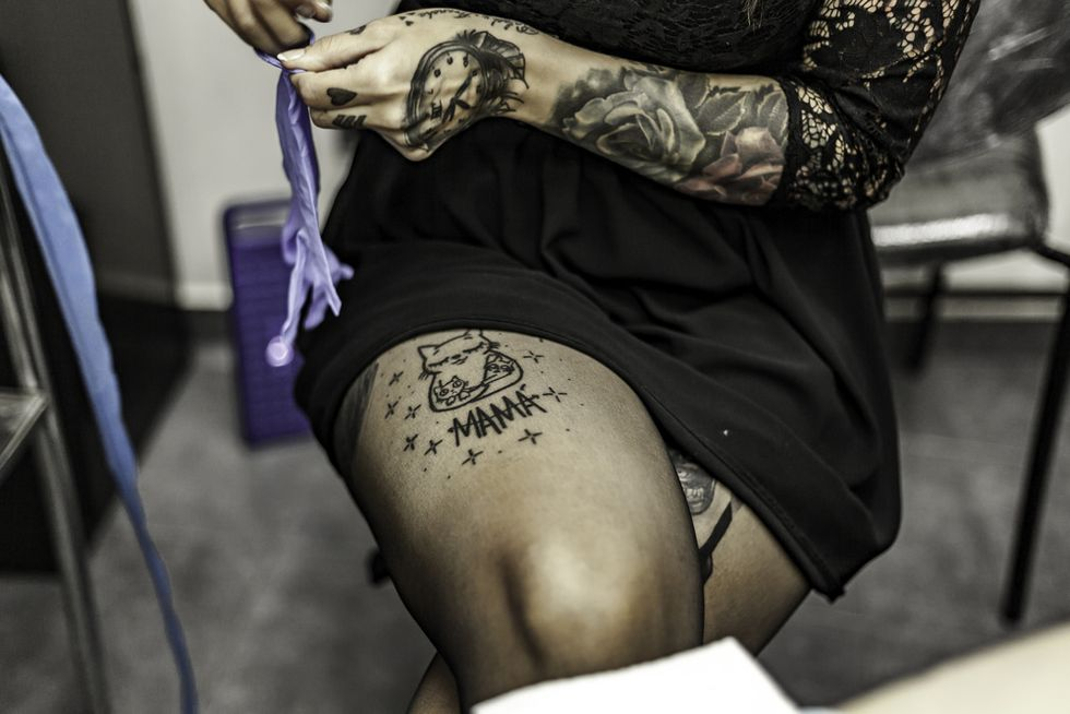 What Your Tattoo Placement Says About Your Personality Higher Perspective
