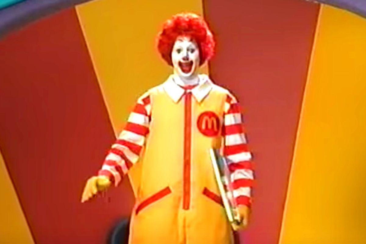 Whatever Happened To Ronald McDonald?