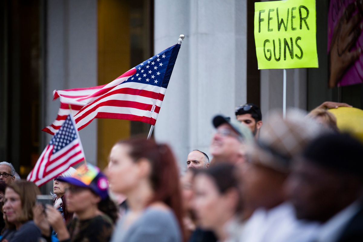 For The Last Time, 'Banning All Guns' Won't Stop Gun Violence