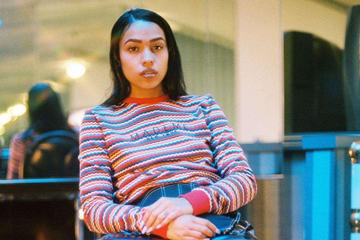 Princess Nokia is a Bloody Dream as the Face of MadeMe's New Campaign