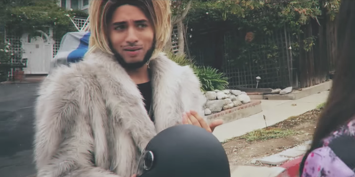 """Watch Joanne The Scammer Make A Legendary Cameo In Fergie's Skate-Themed """"Tension"""" Video"""
