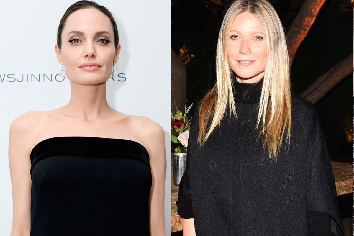 Gwyneth Paltrow and Angelina Jolie Add Their Names to the List of Women Sexually Harassed by Harvey Weinstein