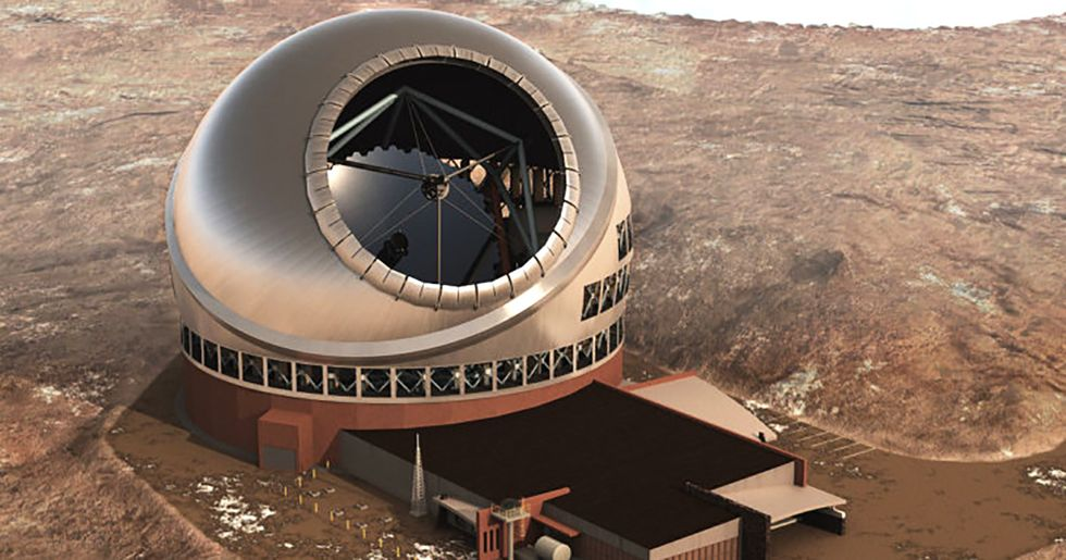 Approval Given to Thirty Meter Telescope on Sacred Mountain