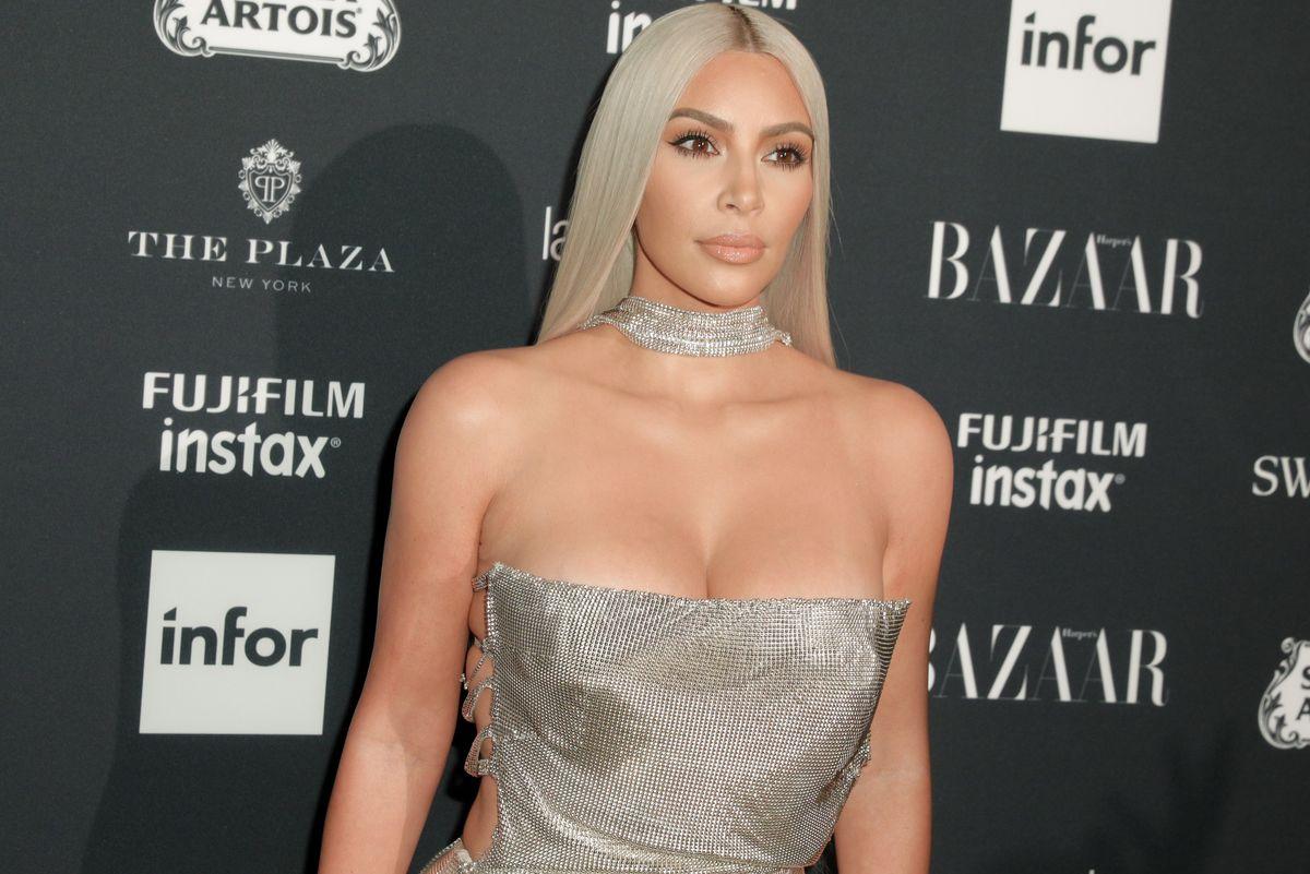 Kim Kardashian West Admits Scrutiny of Her Body Causes Her Anxiety