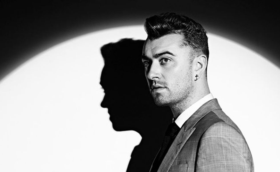 Sam Smith Writing S On The Wall Singles Going Steady