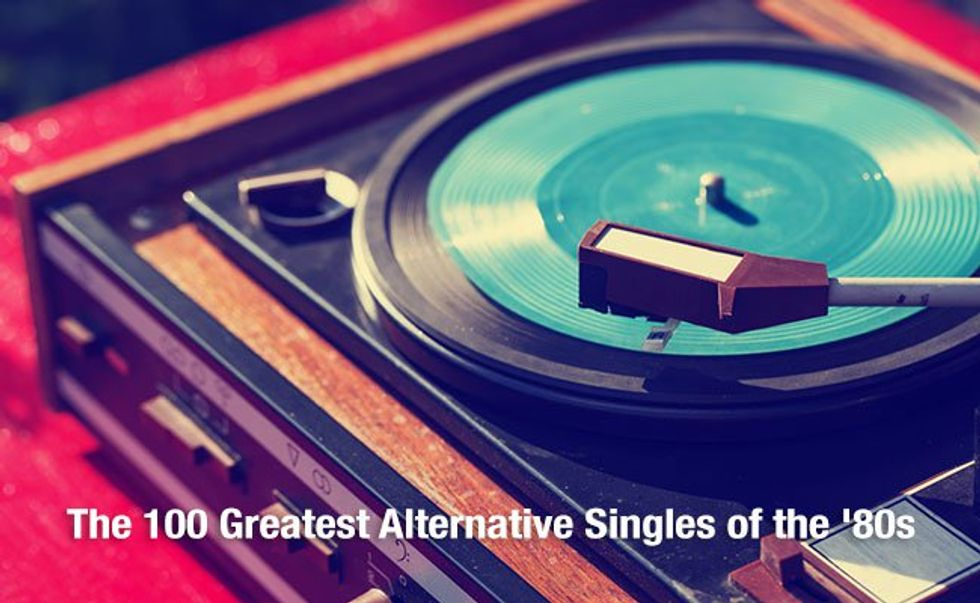 The 100 Greatest Alternative Singles of the '80s: Part 1