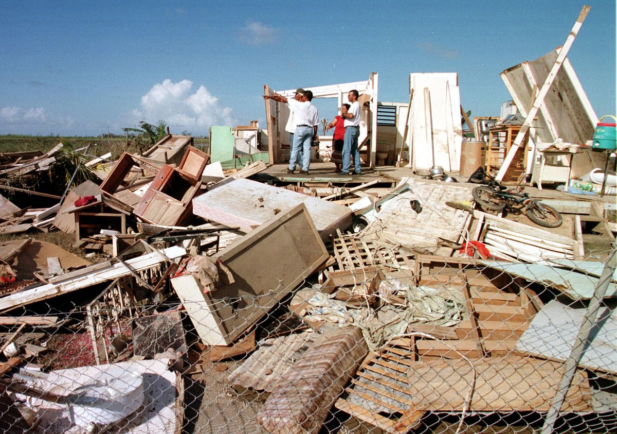 When Do The Disasters In America End?