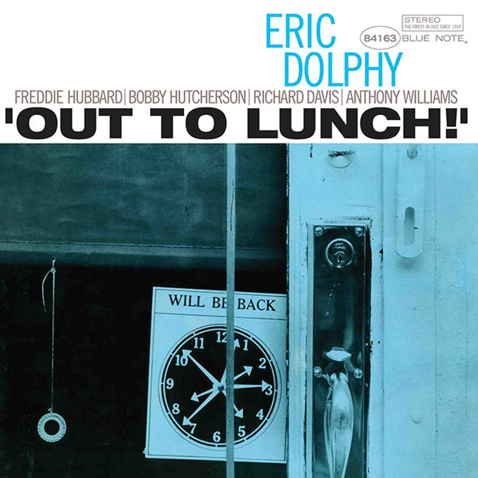 Counterbalance: Eric Dolphy - Out to Lunch! - PopMatters