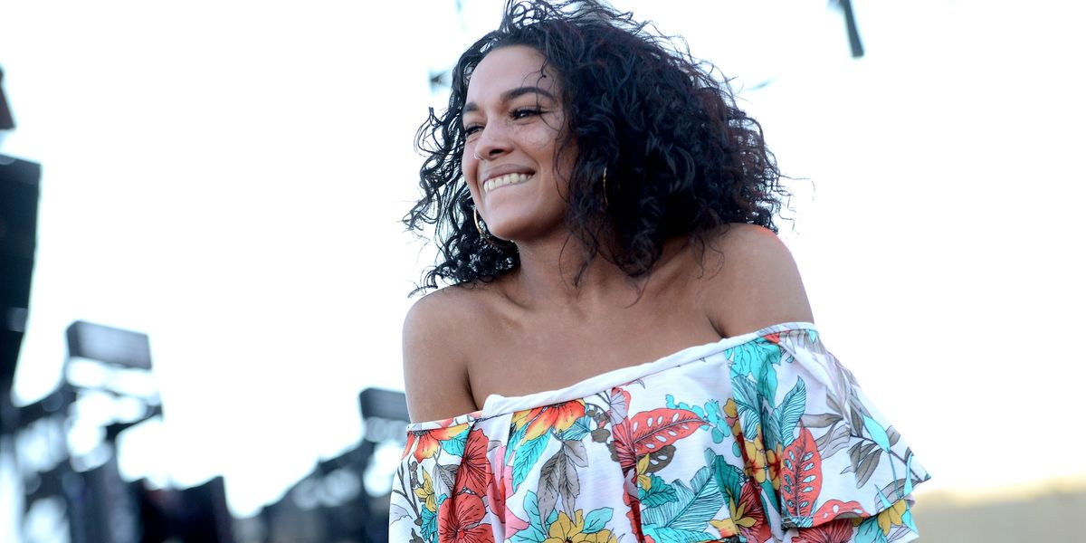 Watch Princess Nokia Throw Her Hot Soup at a Racist on the Subway