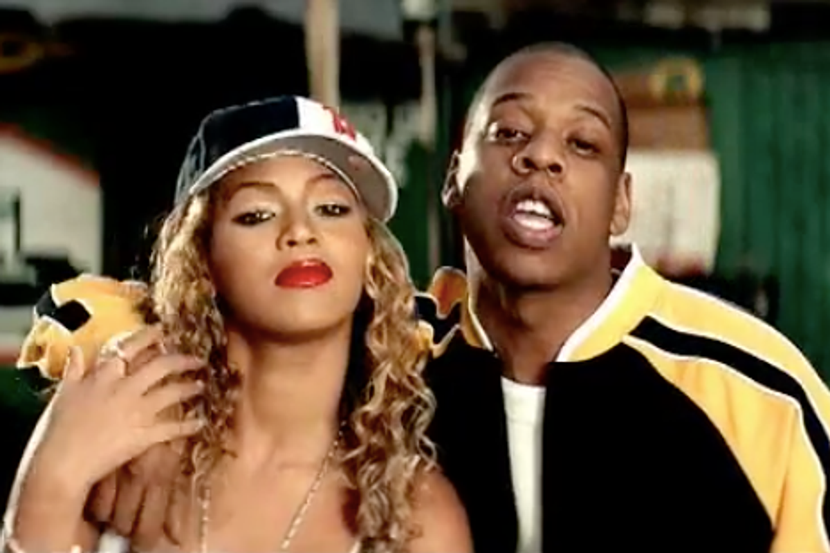 "Beyoncé Honors 15 Year Anniversary of ""03 Bonnie & Clyde"""