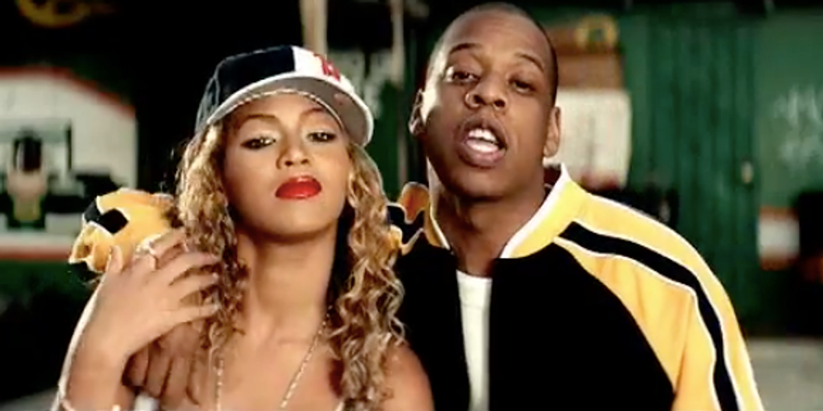 """Beyoncé Honors 15 Year Anniversary of """"03 Bonnie & Clyde"""""""