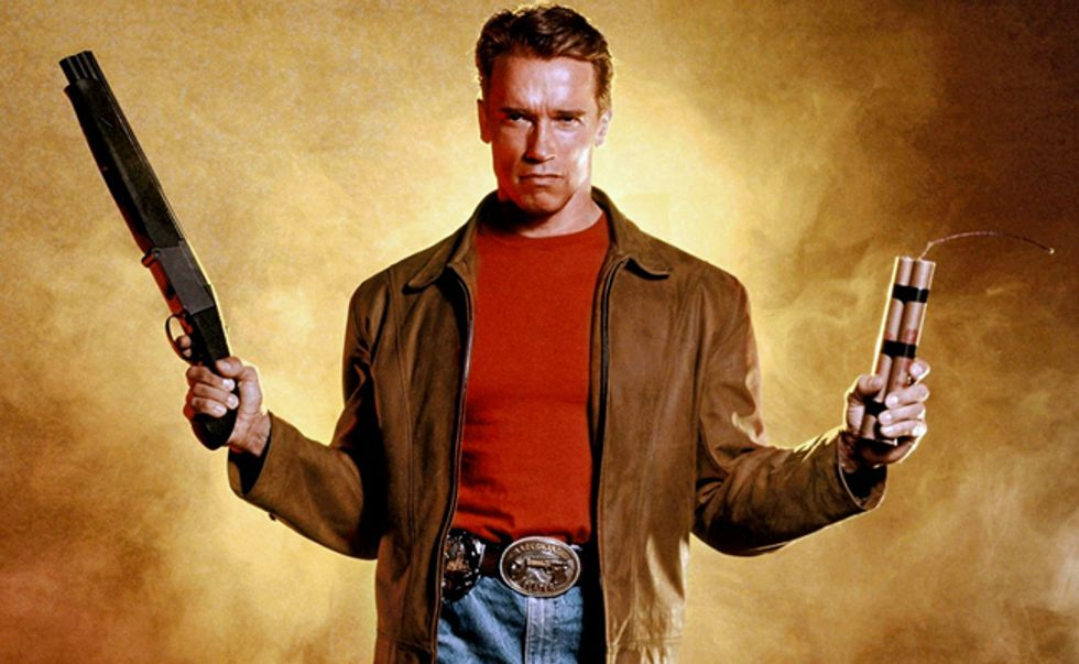 Last Action Hero' Is a Parody That Misses Its Own Point