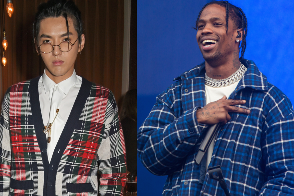 "China's Dream Boy Kris Wu Teams Up with Travis Scott for Spicy ""Deserve"""