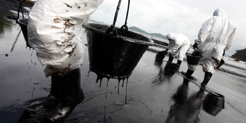 Top Trump Official for Pipeline Safety Profits from Selling Oil Spill Equipment