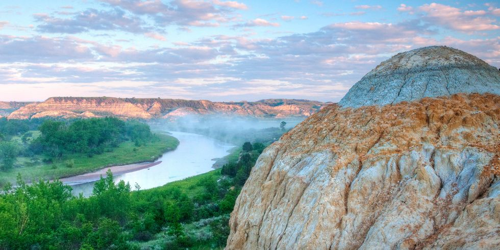 For Native Americans, a River Is Sacred