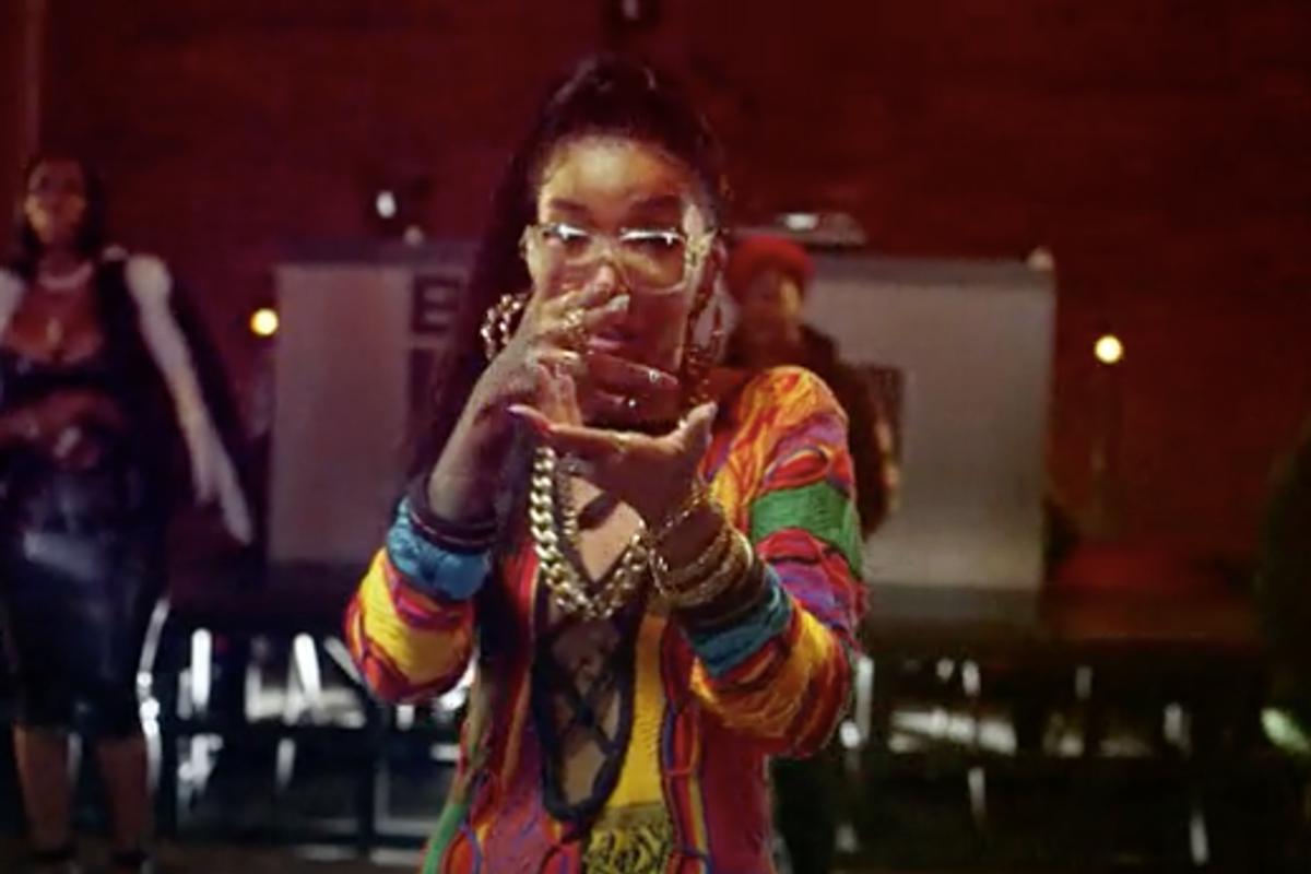 Watch Leikeli47, Rapsody, Kash Doll and Tokyo Jetz Crush an All Female Rap Battle for the BET Hip Hop Awards