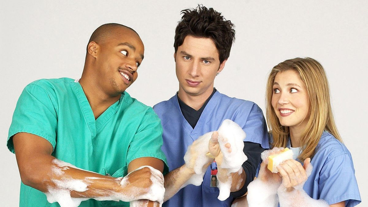 20 Ways 'Scrubs' Exemplifies Friendship