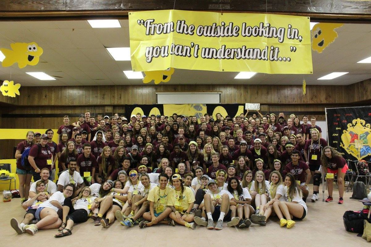 How Being A Fish Camp Counselor Changed My Life