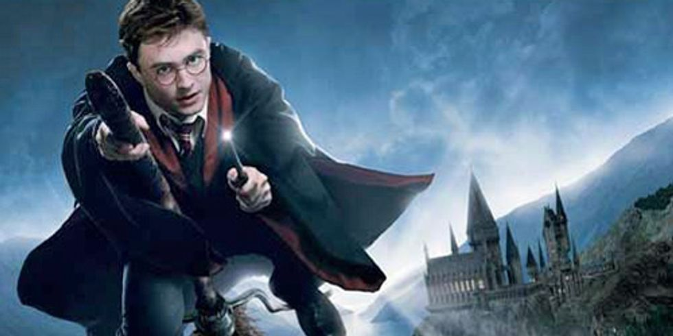 Harry Potter, Wizards and How We Let Technology Create Who