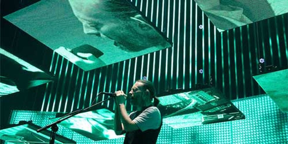 Radiohead + Other Lives: 9 March 2012 - St Louis, MO ...
