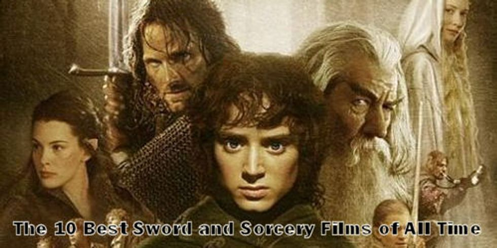 The 10 Greatest Sword and Sorcery Films of All Time - PopMatters