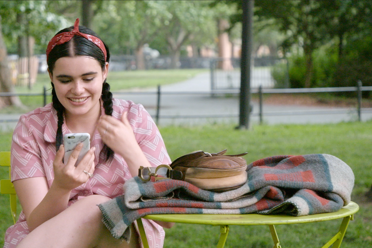 "Model Barbie Ferreira on Her New Etiquette Show, ""How To Behave"""