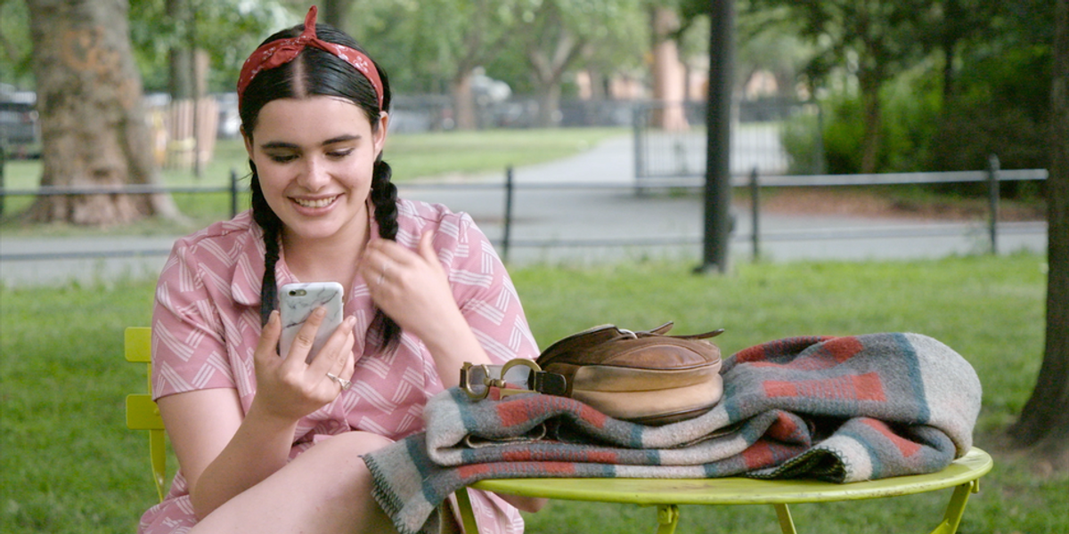 """Model Barbie Ferreira on Her New Etiquette Show, """"How To Behave"""""""
