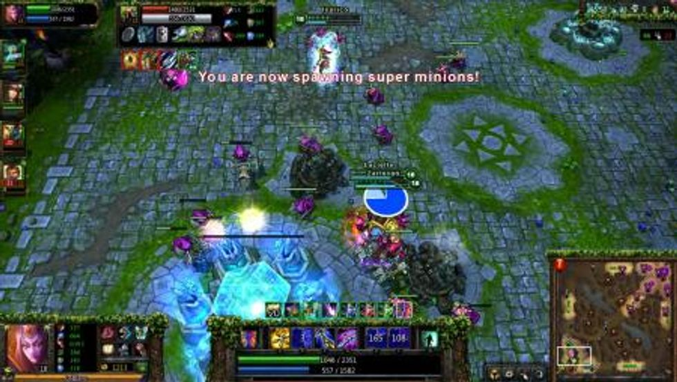 The Allure Of Aram Custom Games In League Of Legends Popmatters An enthusiastic master of dark sorcery, veigar has embraced powers that few mortals dare approach. the allure of aram custom games in