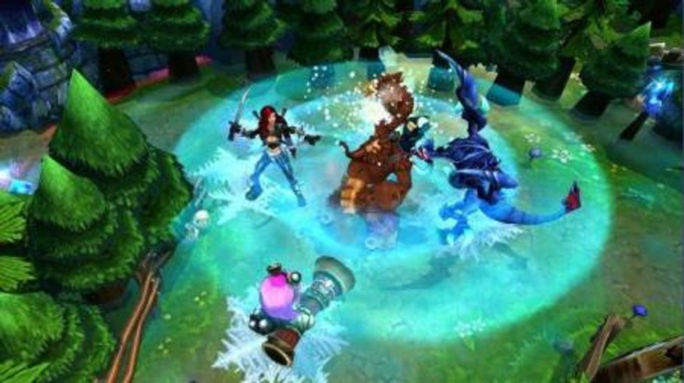 The Allure Of Aram Custom Games In League Of Legends Popmatters Also includes as well as champion stats, popularity, winrate, rankings for this champion. the allure of aram custom games in
