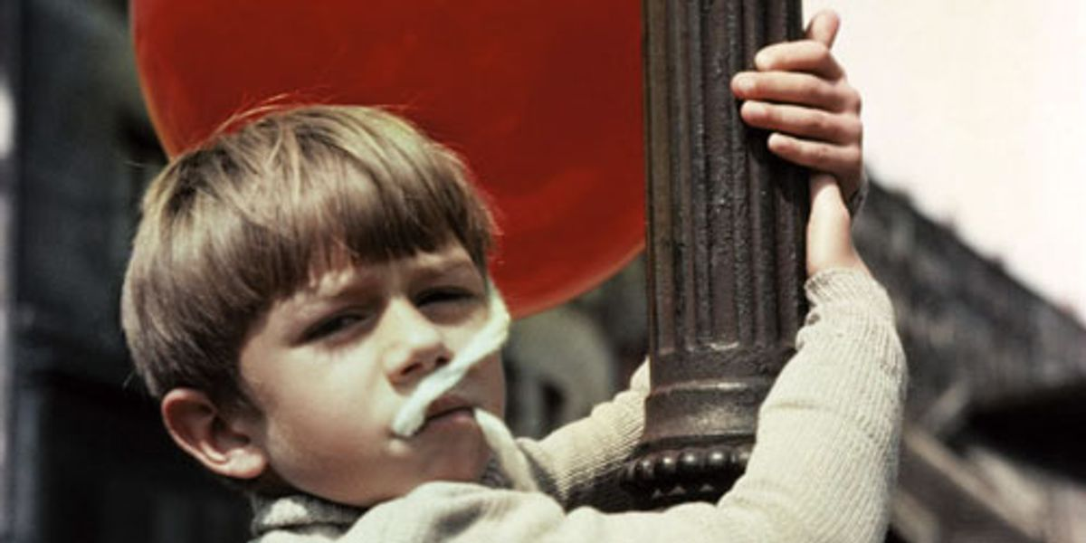 """""""The Red Balloon,"""" a 1956 movie that remains unforgettable"""