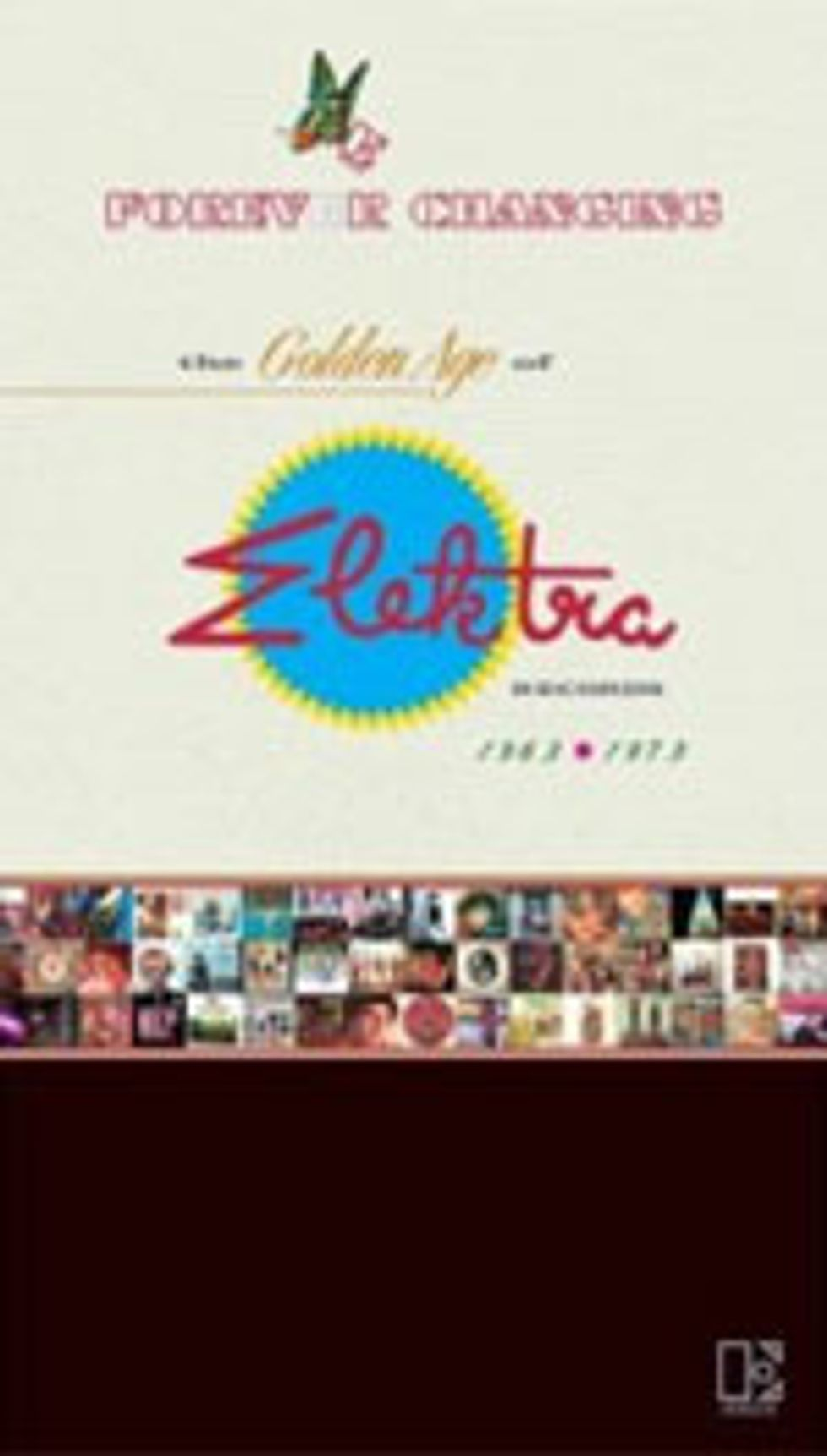 Various Artists Forever Changing The Golden Age Of Elektra