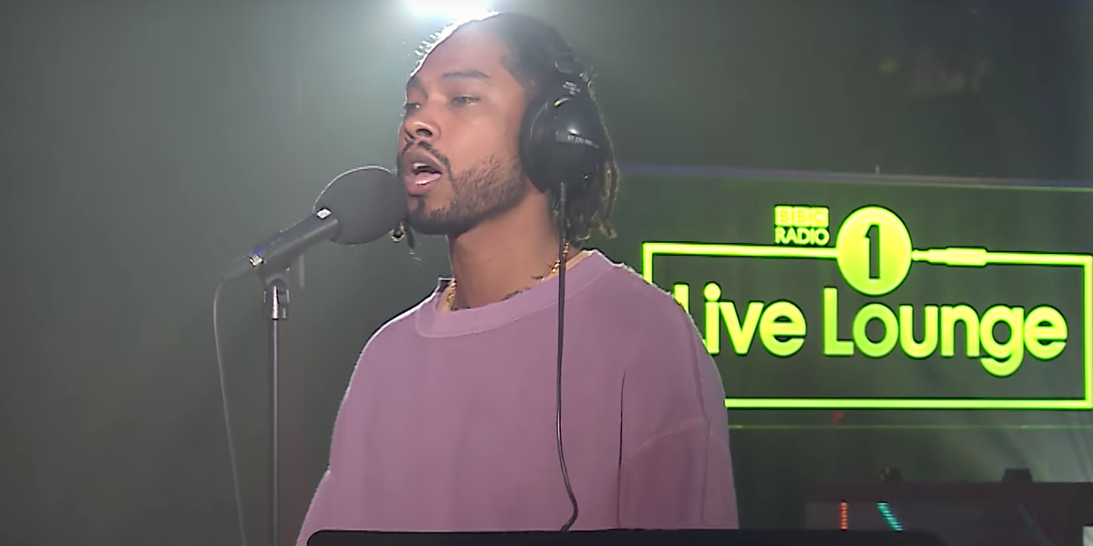 """Watch Miguel's Heavenly Rendition of Jorja Smith's """"On My Mind"""" Because Wow"""