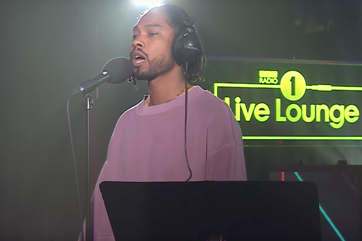 "Watch Miguel's Heavenly Rendition of Jorja Smith's ""On My Mind"" Because Wow"