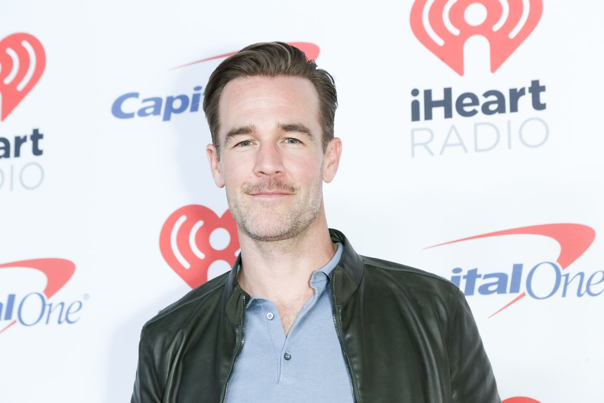 James Van Der Beek Also Comes Forward with Sexual Harassment Allegations