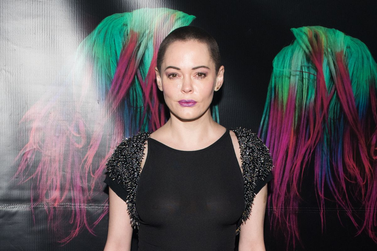 Updated: Twitter Suspends Rose McGowan After Calling Out Ben Affleck