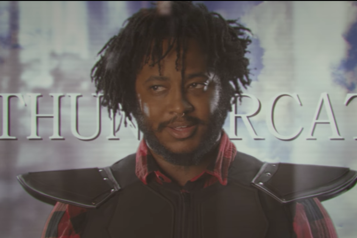 """Thundercat's New """"Show You The Way"""" Visual Demonstrates The Healing Power Of Yacht Rock"""