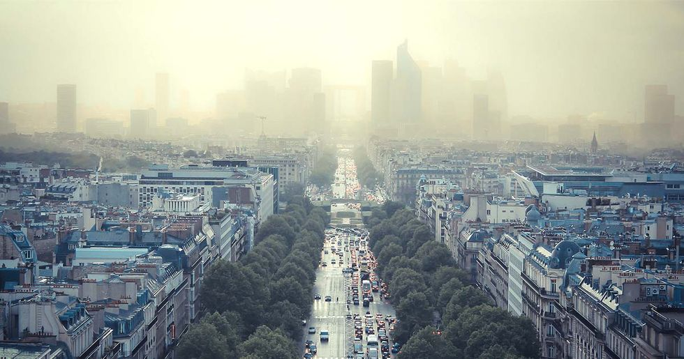 Two European Cities and a Whole Country Join Movement to Outlaw Gas Guzzlers
