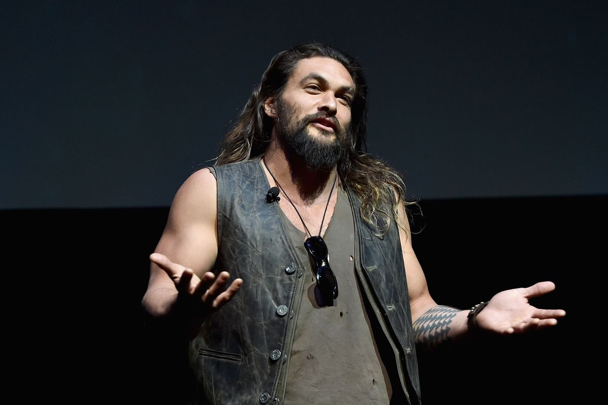 """Jason Momoa Said That He Loved Getting To """"Rape Beautiful Women"""" On 'Game Of Thrones'"""