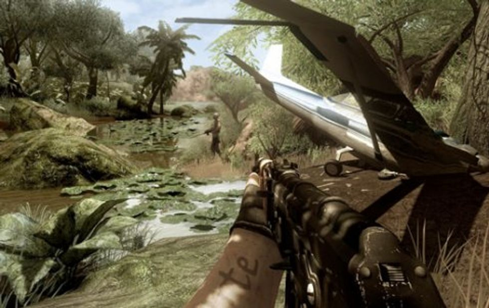 Far Cry 2 The Heart Of Darkness Game Popmatters