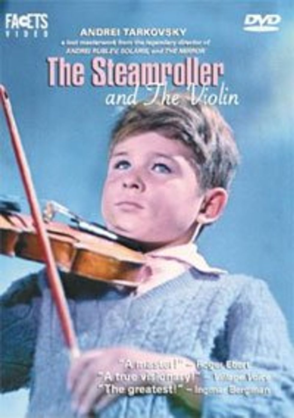 The Steamroller and the Violin (1960/2002) - PopMatters